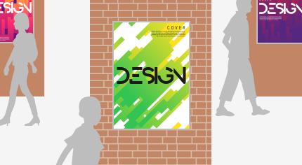 デザインポスター